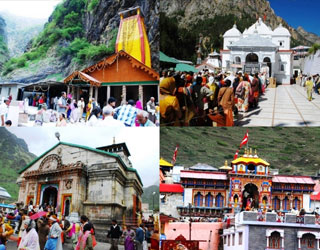 Char Dham Yatra with Hamirpur Tour