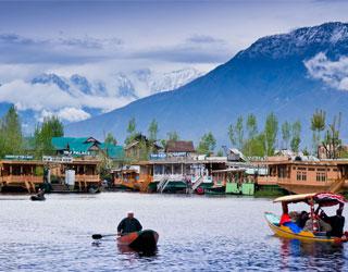 Kashmir,Vaishno Devi - Hamirpur  Tour Package