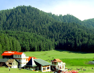 Hamirpur Dalhousie and Khajjiar Car Rental