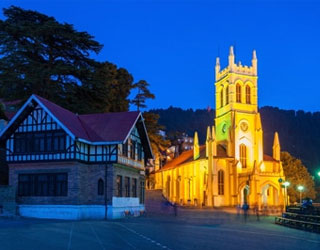 Shimla Car Rentals from Hamirpur