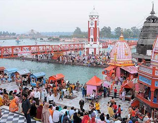 Haridwar Car Rentals from Hamirpur