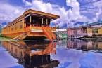 Srinagar arrival
