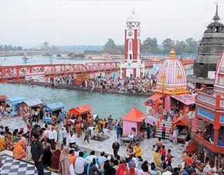 Hamirpur to Haridwar Taxi
