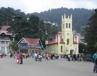 Hamirpur to Shimla Taxi